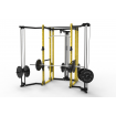 POWER RACK CABLE CROSSOVER LAT MAKİNALI